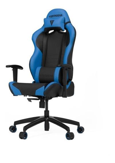 Cadeira Gamer Vertagear S-line Sl2000 Preto E Azul