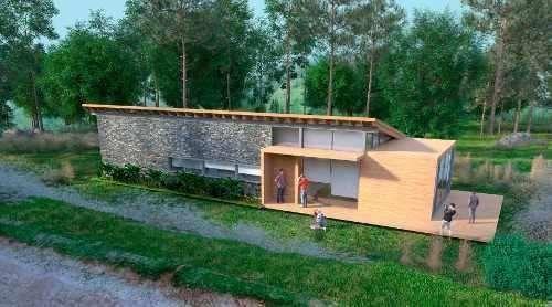 Cabaña En Preventa En La Toscana, Mazamitla Jalisco