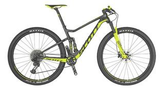 Bicicleta Mtb Scott Spark Rc900 Wordcup-2019- M En Stock