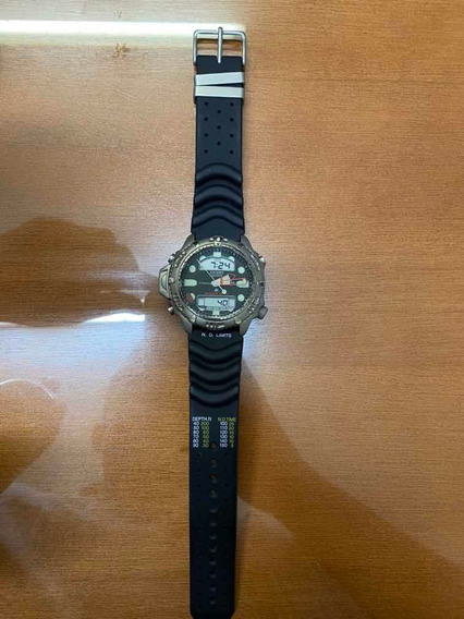 Relógio Citizen Titanium C506 ( Colecionador ) Mod. Raro