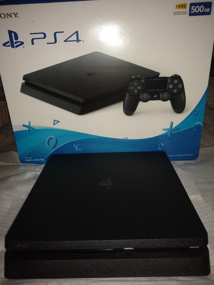 Playstation 4 Slim - 500gb