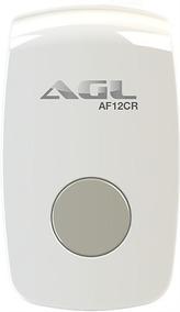 Acionador Fechadura Elétrica P/controle E Botão Af12cr Agl