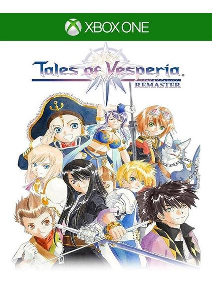 Tales Of Vesperia Definitive - Xbox One 25 Dígitos