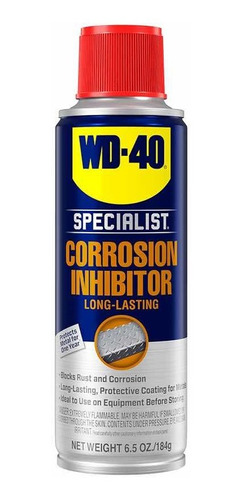 Specialist Wd-40 Inhibidor De Corrosion 6.5 Oz