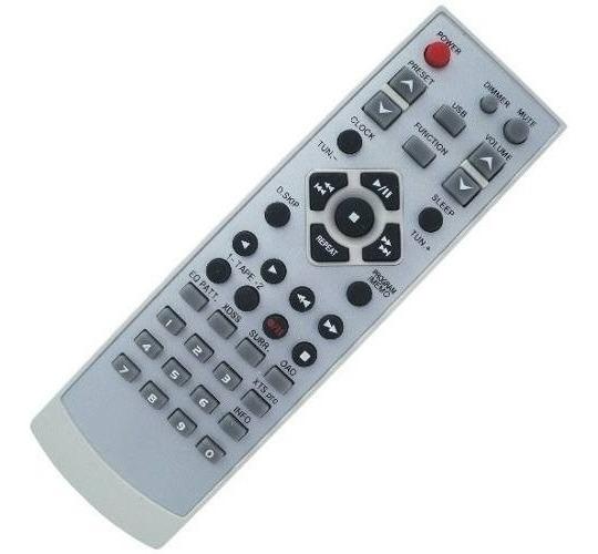 Controle Remoto Som Micro System Lg Lms-w550 / Lm-u1350