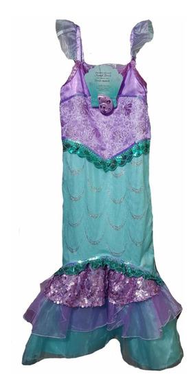 Vestido De La Sirenita Ariel En Mercado Libre México