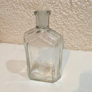 Antiguo Frasco Vacio De Colonia O Perfume Guerlain