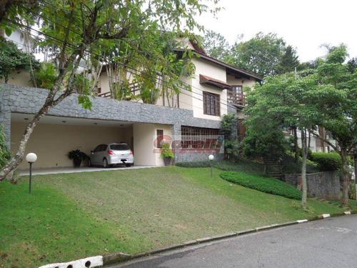 Casa À Venda, 350 M² Por R$ 2.400.000,00 - Condomínio Arujá 5 - Arujá/sp - Ca1302
