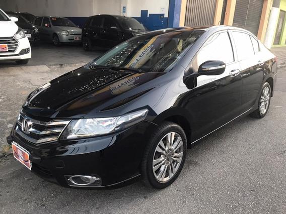 Honda - City Ex 1.5 Automatico - 2013