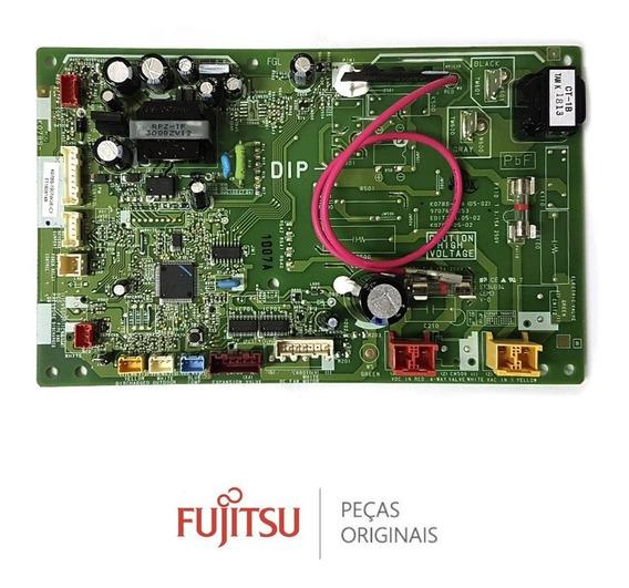 Placa Da Condensadora Ar Condicionado Fujitsu - Aobr30jft