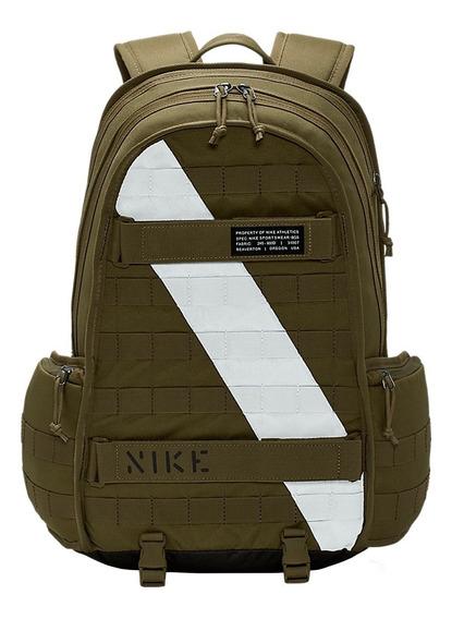 Mochila Nike Sportswear Rpm Backpack Verde Militar Original