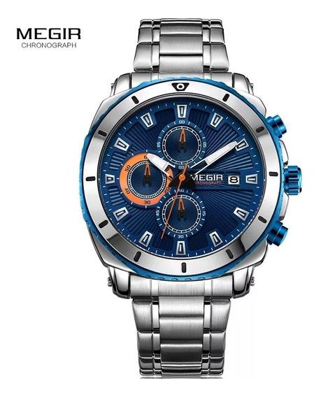 Relógio Megir Ms2075g-2 Lançamento Prova D
