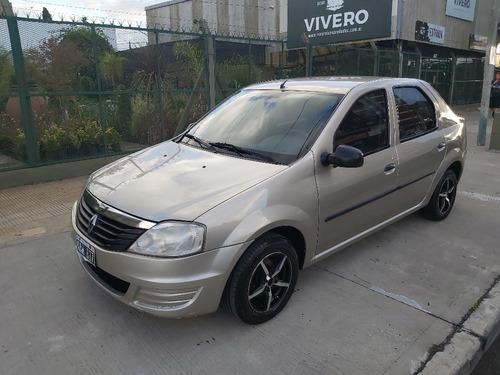 Renault Logan 1.6 Authentique Plus 85cv 2013 Gnc