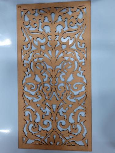 Placas Decorativas Mdf . Cod. 84 P3
