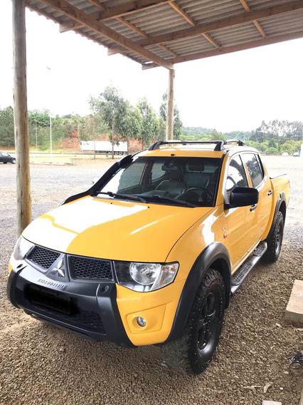 Mitsubishi L200 3.2 Triton Savana Cab. Dupla 4x4 4p 2013