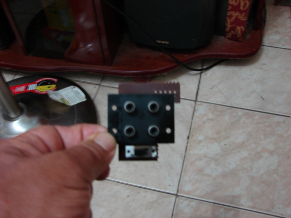 Amplificador Gradiente Model 246 Placa Do Pré Power