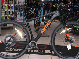Bicicleta 29 Mtb Bmc, Team Elite 02 One Carbon