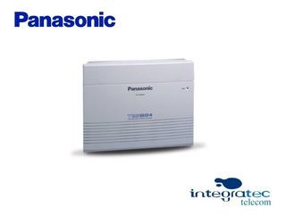Central Telefonica Panasonic Kx-tes824 Inc Iva Gtia 2 Años