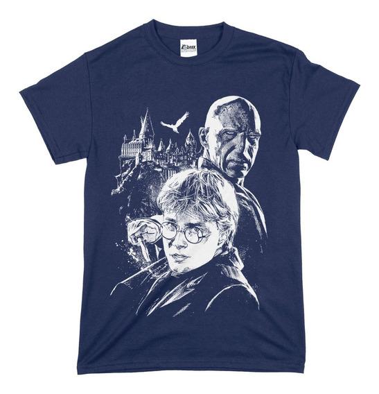 Camiseta Harry Potter Lord Voldemort Filmes
