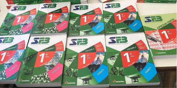 Livros Sistema Farias Brito 1 Ano -= 13 Livros Super Novos