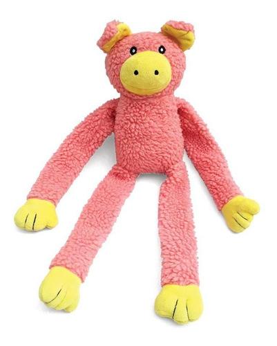 Brinquedo Pelucia C/apito Para Caes Porquinho