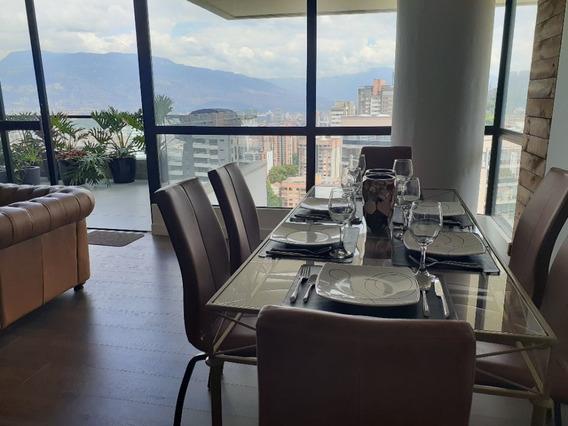 Apartamento Medellin Poblado Lalinde Se Vende