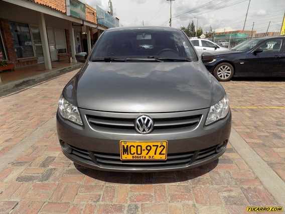 Volkswagen Gol Comfortline 1.6cc Mt Aa