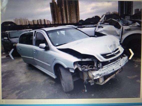 Sucata Chevrolet Astra 2008/2008 Para Retirada De Peças
