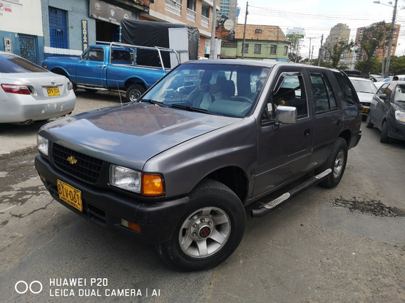 Chevrolet Rodeo 4x4 Mecanica 1997