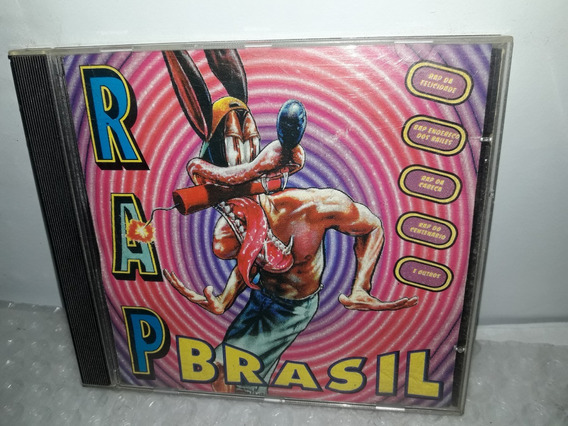Cd Rap Brasil Vol.1 1995