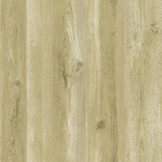 Papel Tapiz 31171 Textura Madera Ladrillos 3d Moderno