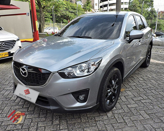 Mazda Cx5 Grand Touring 4x4 At 2.5 2015 Law703