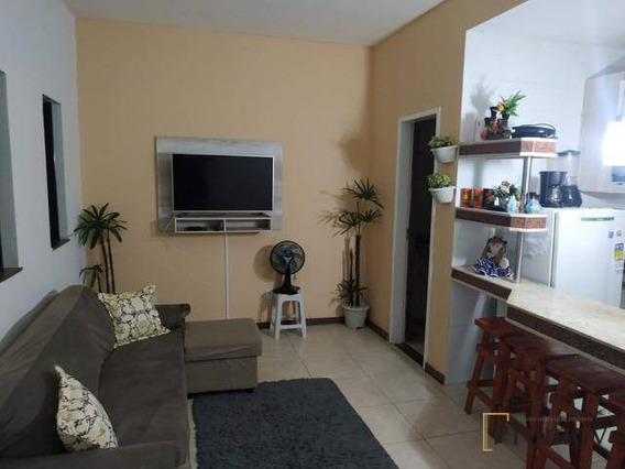 Lindo Duplex Mobiliado Prox. Orla Da Atalaia - Ca0757