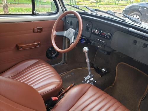 Fusca Itamar 96/96 - Motor 1600 Duplo Carburador