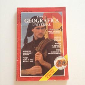 Revista Geográfica Universal 1990 N184 Portugal Ianomâmis C2