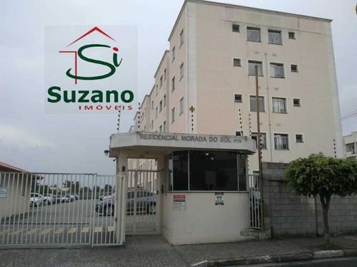 Excelente Apto. À Venda - Residencial Morada Do Sol - Suzano