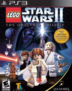 Lego Star Wars 2 ~ Ps3 Digital Español