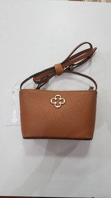 Bolsa Shoulder Bag Camel - Capodarte