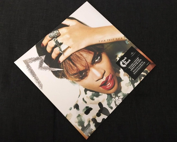 Rihanna - Talk That Talk Lp