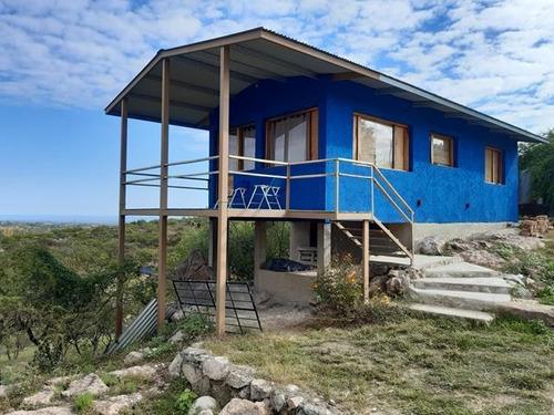 Casa En Venta En Los Pozos, Las Mejores Vistas!! Traslasierras