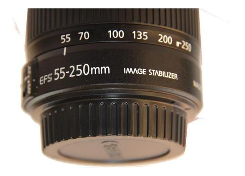 Imagen 1 de 4 de Lente Canon Efs55-250 F/4-5,6 Is Ii