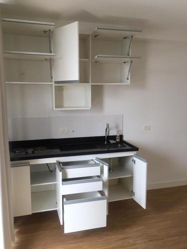 Studio Com 1 Dormitório À Venda, 36 M² Por R$ 265.000,00 - Vila Augusta - Guarulhos/sp - St0018
