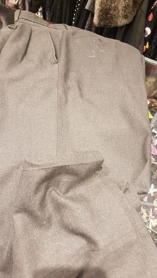 Pantalon Newport T L Gris Oscuro