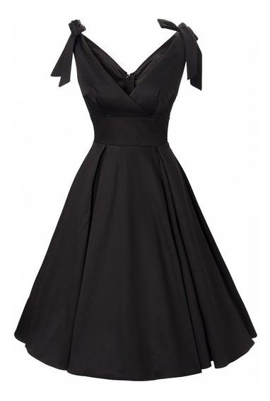 Vestido Goth Gótico Pinup