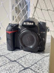 Nikon D7000 + D3100 + Lentes + Baterias + Carregador + Cards