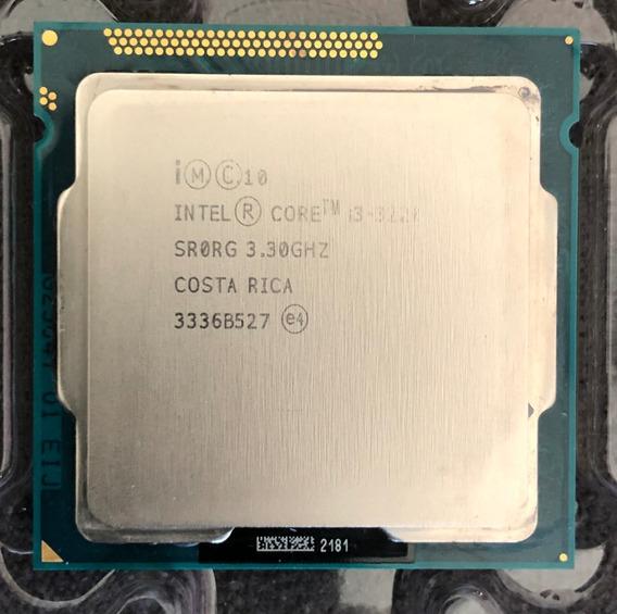 Processador Intel I3 3220 Terceira Geração Socket Lga 1155