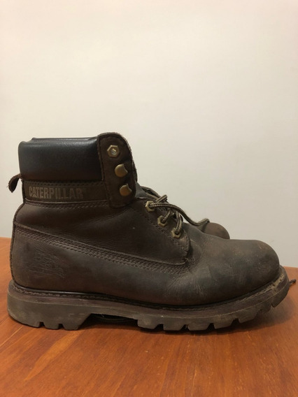 Vendo!! Borcegos Caterpillar Colorado (no Timberland)