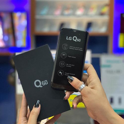 LG Q60 64gb 4g / Pantalla 6,2 Pulgadas