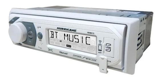 Rádio Mp3 Náutico Marini Para Barcos - Hrm 610
