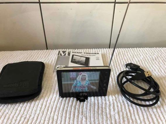 Tv Digital Portátil Semp Toshiba Raridade